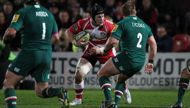 Gloucester Rugby v Edinburgh